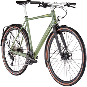 Orbea Carpe 10, green/black